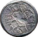 Token - National History Museum (Coin of Constantine Asen) – obverse