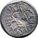 Medallion - Bulgarian National History Museum (Constantine Asen) – obverse