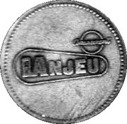 Arcade Token - Lacaille Amusement Inc. – reverse