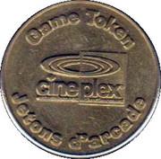 Game Token - Cineplex – obverse