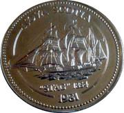 Commemorative Dollar - Halifax, Nova Scotia – obverse