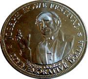 Commemorative Dollar - Halifax, Nova Scotia – reverse