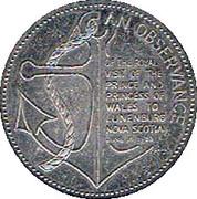 1 Dollar - Lunenburg, Nova Scotia – obverse
