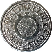 10 Pence - Universal Space – obverse