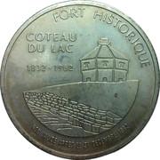2 Dollars - Coteau-du-Lac, Quebec – reverse