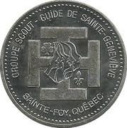 2 Dollars - Sainte-Foy, Quebec – obverse