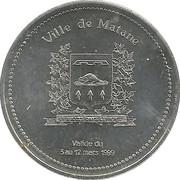 2 Dollars - Matane, Quebec – obverse