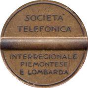 Telephone Token - S.T.I.P.E.L. – reverse