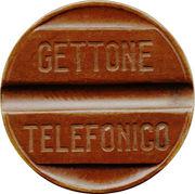 Telephone Token - TETI Gettone Telefonico (Roma) – obverse