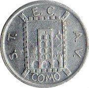 S.T.E.C.A.V. - 20 centesimi – obverse