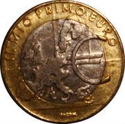 1 Euro (Il mio primo Euro) – obverse