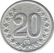 Catapano S.A. Token - 20 – reverse