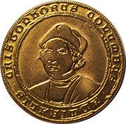 Cristophorus Columbus Admiralis (Il Secolo XIX) – obverse