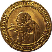 Cristophorus Columbus Admiralis (Il Secolo XIX) – reverse