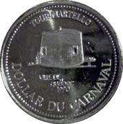 2 Carnaval Dollars - Quebec – obverse