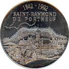 2 Dollar Souvenir - Saint-Raymond de Portneuf – obverse