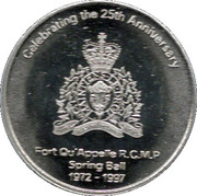 2 Dollars - Fort Qu'Appelle, Saskatchewan – obverse