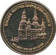 3 Dollars - Notre-Dame-des-Neiges – reverse