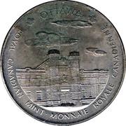 Royal Canadian Mint Medal - Ottawa / Winnipeg – reverse