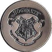 Token - Harry Potter (Hogwarts) – obverse
