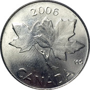 Royal Canadian Mint Token – reverse