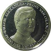 Netherlands - Prince Willem Alexander (Gold) – obverse
