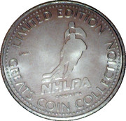 Token - NHLPA Limited Edition Greats Coin Collection (Doug Gilmour) – reverse