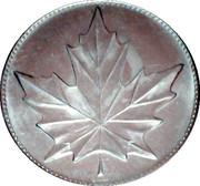 Token - Canadian Explorers (John Cabot) – reverse
