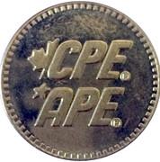 Parking Token - CPE/APE – obverse