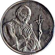 Token - Ioannes Paulus II (Québec) – obverse