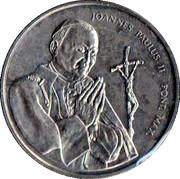 Token - Ioannes Paulus II (Notre-Dame-du-Cap) – obverse