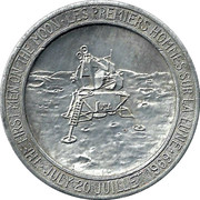 Token - Apollo 11 – reverse