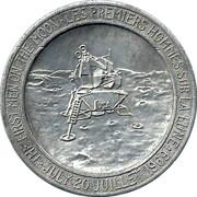 Token - Apollo 11 – reverse