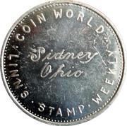 Token - Torex Coin World Sidney Ohio – reverse