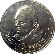 Token - Ioannes Paulus II (Manitoba) – obverse