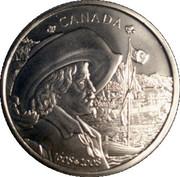 Medal - Quebec 400th Anniversary – obverse