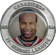 Token - NHL (Canadiens - Georges Laraque) – obverse