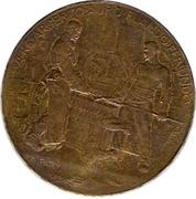 Token - Monnaie de Paris - Exposition de 1900 – obverse