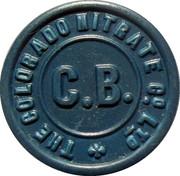 10 Centavos - The Colorado Nitrate Company – obverse
