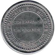 50 Centavos - Collahuasi la grande – obverse