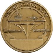 Token - United States Navy (Damage Controlman) – obverse