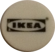 Shopping Cart Token - IKEA (1 Euro) – obverse