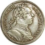 Token - Louis XV (Secretaires du Roi) – obverse