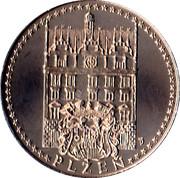 Mint Set Token 2011 - Plzeň Region – obverse