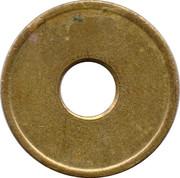 Token - Wittenborg (A) – reverse