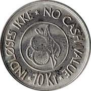 10 Kroner - Indløses ikke – obverse