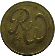 6 Pence - R&W – obverse