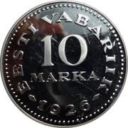 Replica - 10 Marka 1926 – obverse