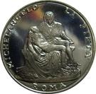 Token - Ioannes Paulus II (Pieta, Roma) – reverse