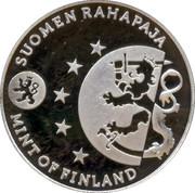 Token - Mint of Finland (2010 Proof coin set) – reverse